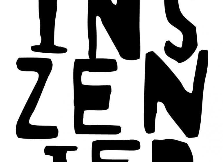 Fin logo schwarz