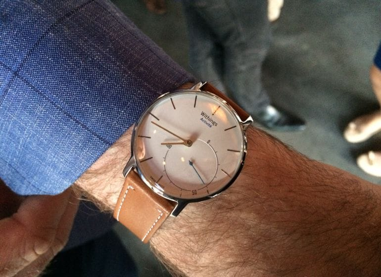 Withings-hand